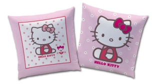 CT-378180 CTI Polštářek Hello Kitty Caroline 40x40